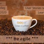 Aanmelden: User Stories schrijven en Lean Coffee