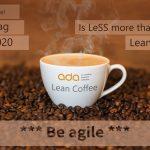 """Presentatie """"Is LeSS more than SAFe?"""" gevolgd door een Lean-Coffee"""