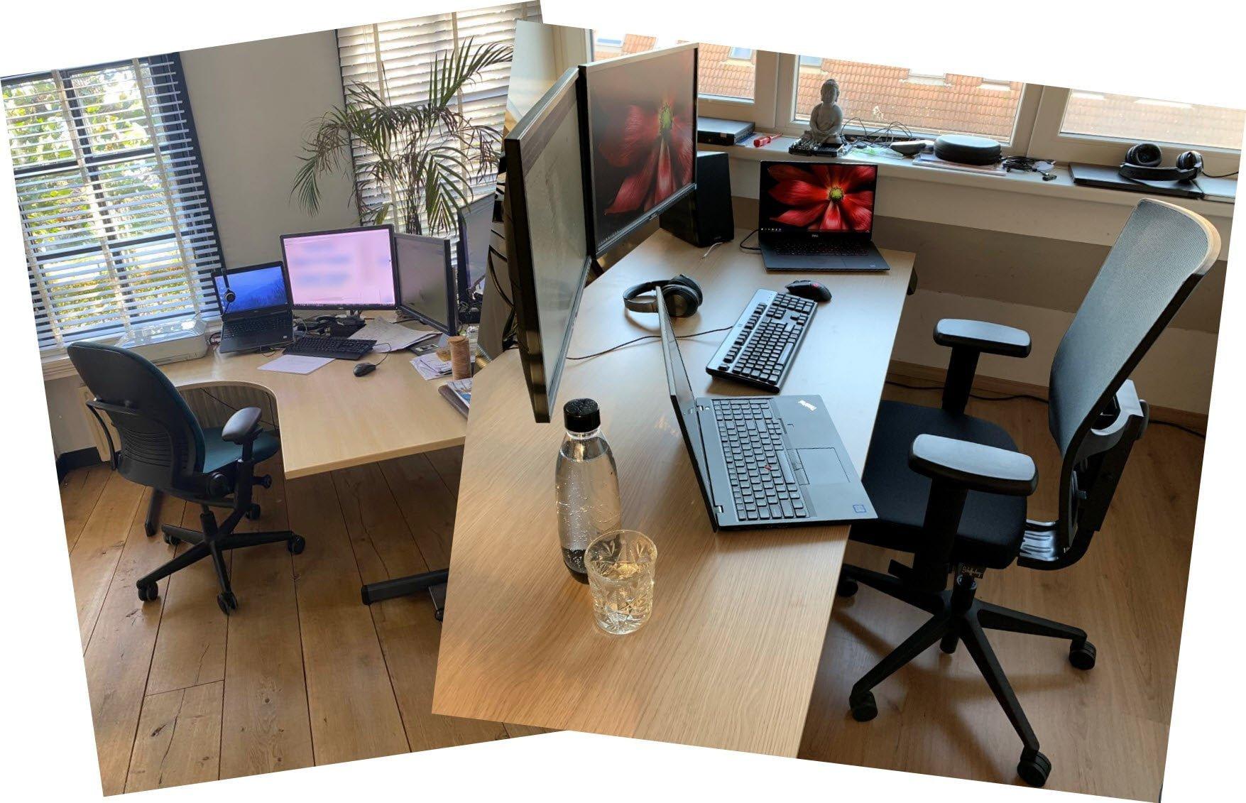 Thuiswerkplekken bij ADA ICT