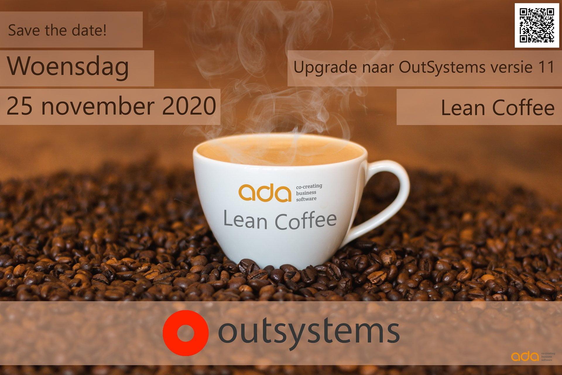 Upgrade naar OutSystems versie 11